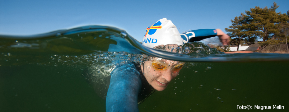 Permalänk till:FM i Öppet Vatten/Bomarsund Open Water Challenge